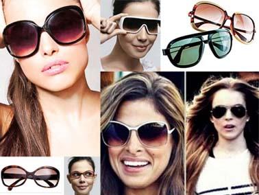 rosto oval oculos Para cada formato de rosto, um tipo de óculos