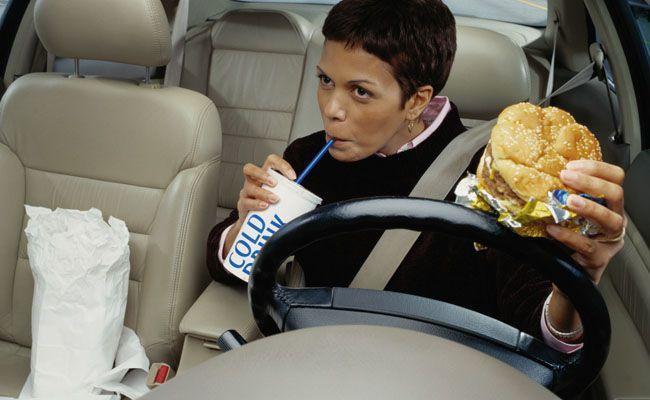 Eating Healthy Fast Food