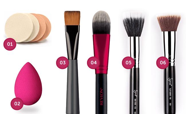 base1 Guia do pincel de maquiagem: aprenda a fazer as escolhas certas