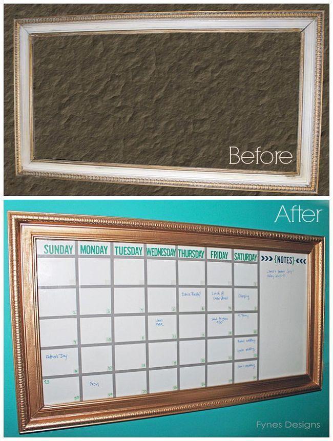 Moldura 3  10 maneiras de reutilizar molduras velhas