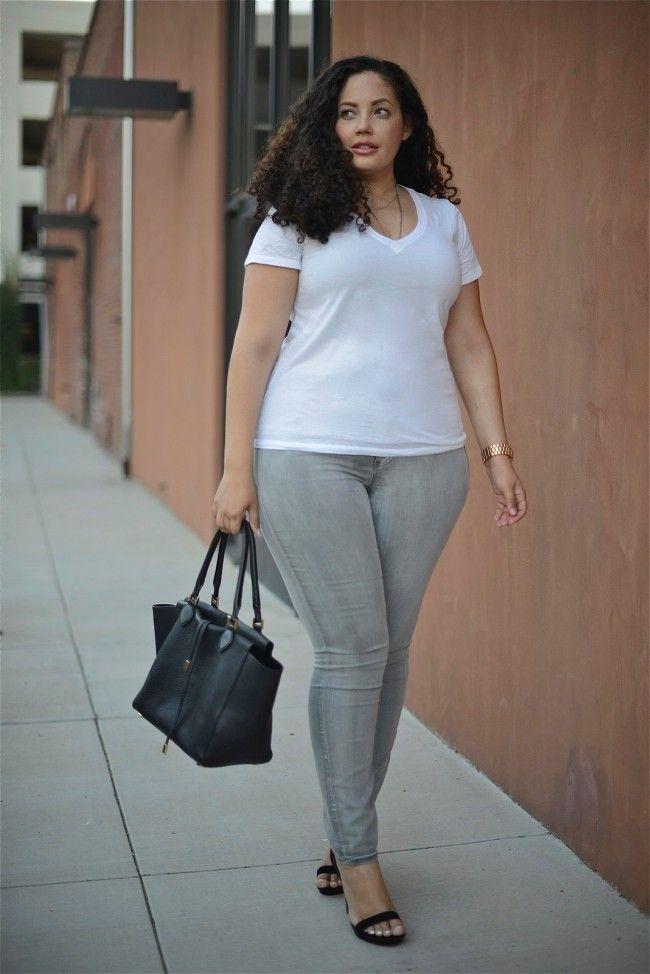 Foto: Reprodução / Girl with Curves