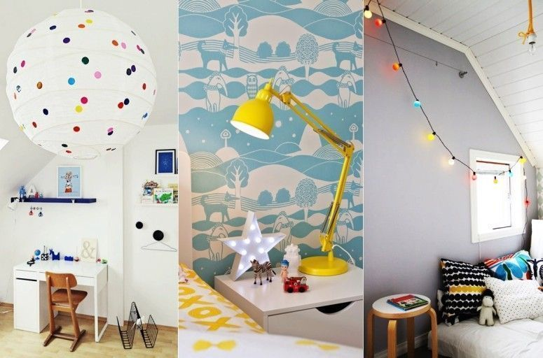 Foto: Reprodução / Mommo design  /  Hatching kids spaces   /  Divaani Blogit