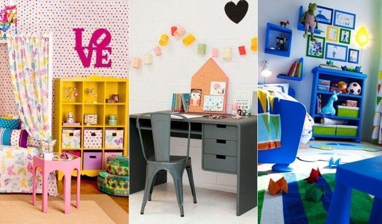 Foto: Reprodução / Just Carol   /  Oysho  /  Kids room