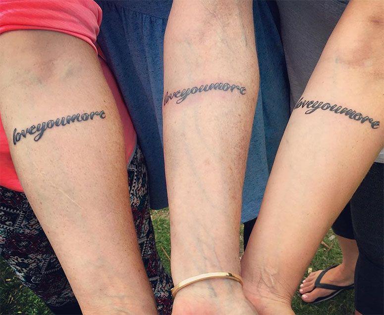 Tatuagens Femininas Frases Para Mae
