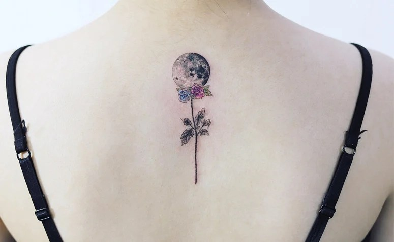 Mini Tatuagens Femininas Tumblr
