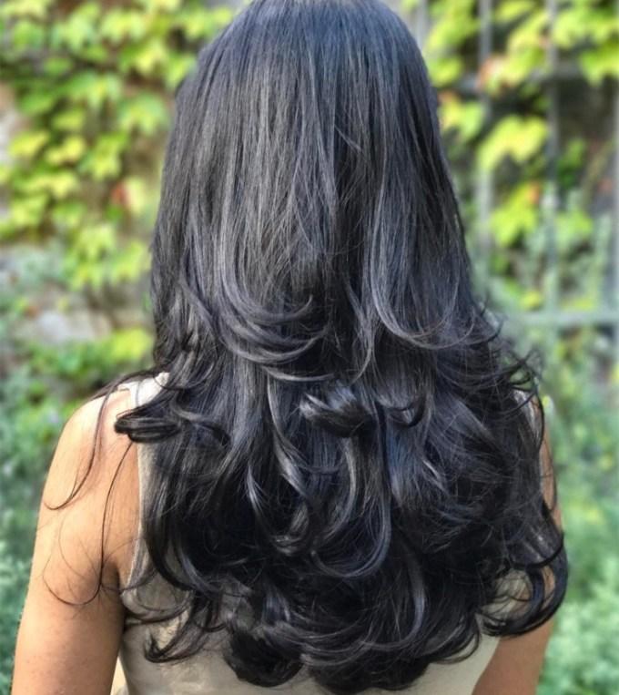 Cortes para cabelo liso Degradê