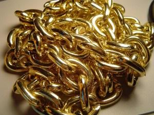 ouro 22 Quilates e ouro e 24 Quilates