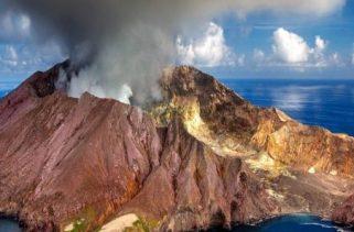 Os vulcões são a resposta para a gestão global de resíduos?