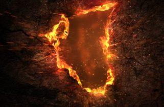 O fogo pode queimar quando não há oxigênio?
