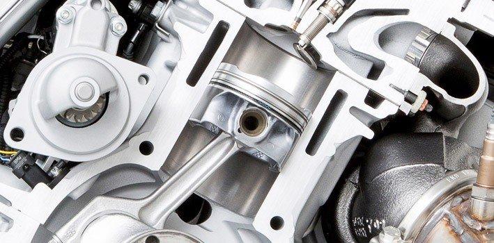 Como funciona o motor de combustão interna?