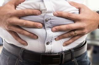 O que está causando a barriga e como faço para tratá-la?