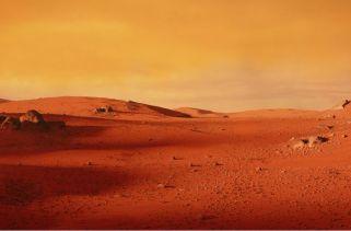 Qual é a Temperatura Em Marte?