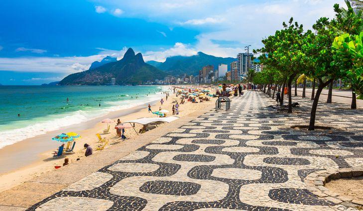 Os 10 Países Mais Populosos Da América Do Sul