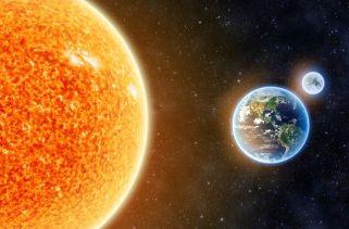 Quão Distante é a Terra Do Sol?