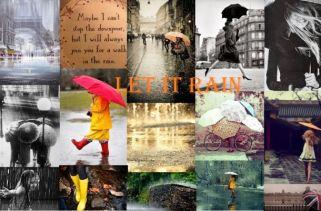 17 fatos interessantes sobre a chuva