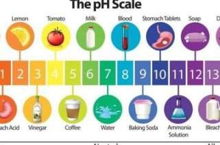 Por que os valores de pH são apenas de 0 a 14?