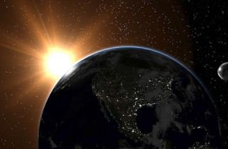 O Passado, Presente E Futuro Do Planeta Terra