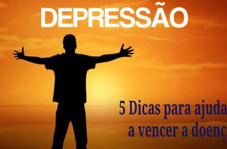 5 maneiras de ajudar a si mesmo a sair da depressão