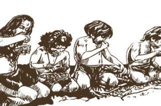 Antes da ciência e da pesquisa, como os seres humanos sabiam o que comer e o que evitar?