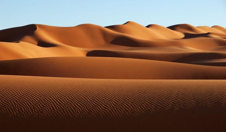 Os 10 Maiores Desertos Do Mundo