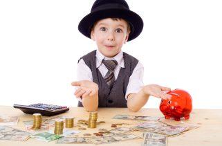 10 dicas para ensinar seu filho a economizar dinheiro