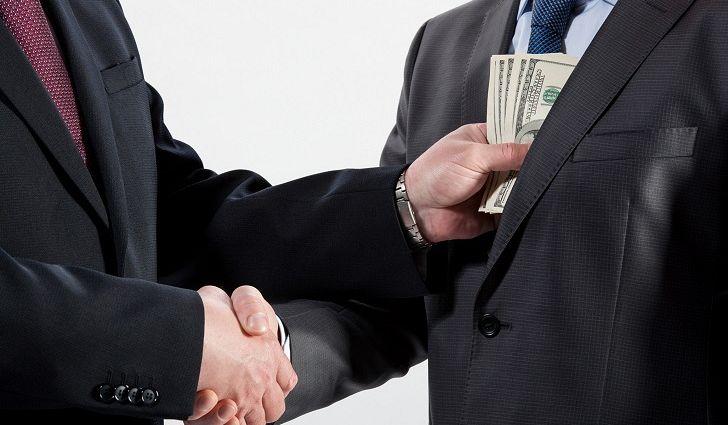 20 Países Onde O Suborno Nos Negócios É Prática Comum