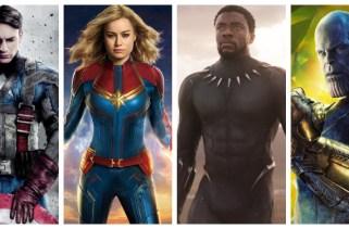 Linha do tempo do MCU - Filmes da Marvel em ordem cronológica