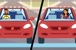 Por que alguns países dirigem pelo lado esquerdo enquanto outros dirigem pelo lado direito?