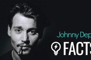 16 fatos sobre Johnny Depp que você talvez não saiba