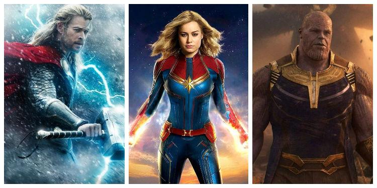 20 melhores trajes da Marvel