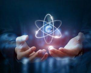 Como sabemos tanto sobre átomos quando não podemos vê-los?