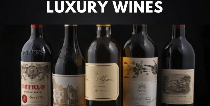 Os 20 vinhos mais caros do mundo