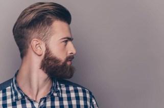 Os 60 melhores penteados para homens com barba