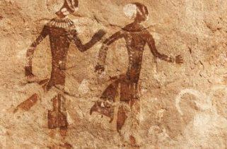 Como as pinturas rupestres antigas são perfeitamente preservadas?