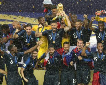 Quais benefícios um país obtém após vencer a Copa do Mundo?