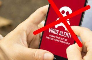 Os Smartphones são imunes a vírus digitais?