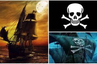 Jolly Roger | 10 curiosidades da bandeira pirata