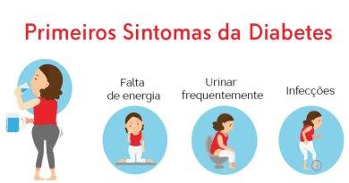 primeiros sintomas da diabetes