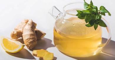 chá para limpar e desintoxicar o fígado