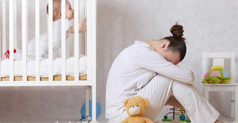 depressão pós parto