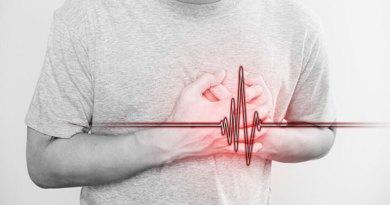 problema no coração