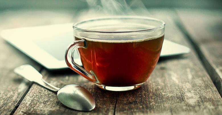 chá anti-insônia