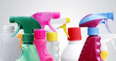 Produtos de limpeza que jamais deveriam se misturados