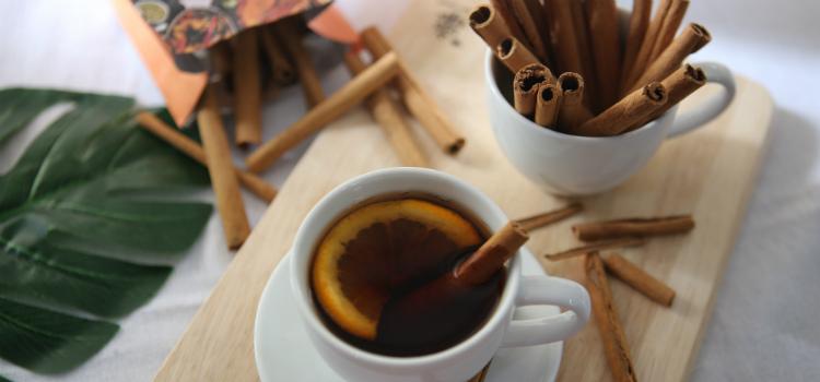 chá de canela emagrece