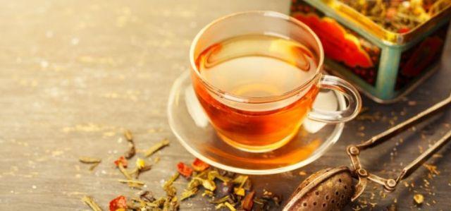 cinco tipos de chá que tira fome
