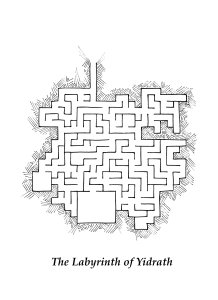 dungeon map RPG