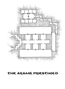 The Aramil Priesthold