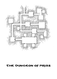 The Dungeon of Pirias