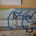 This is how I'm planning on wiring the consumer unit, is it ok?