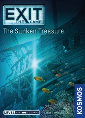Exit: The Game - The Sunken Treasure